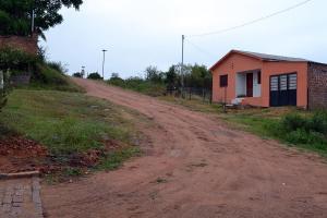 Calçamento da Rua Nilson Correia Nunes