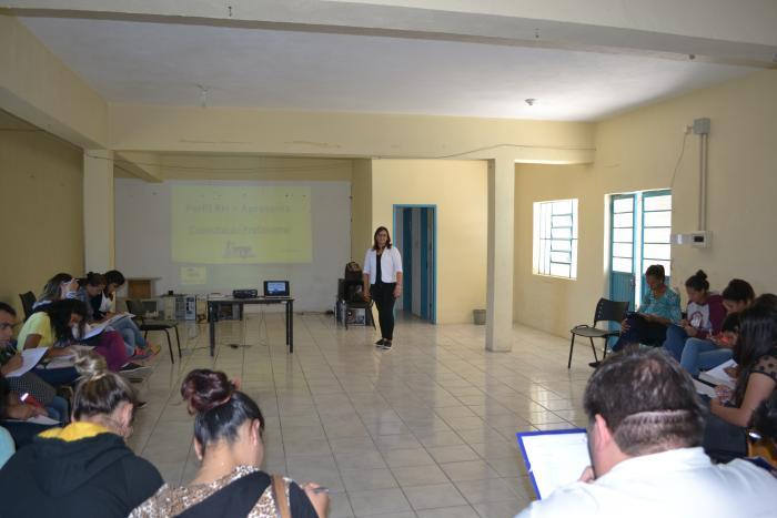 Seminário de Capacitação Profissional para Estagiários