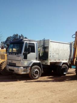 Melhorias no sistema de coleta pública do lixo em Lavras do Sul