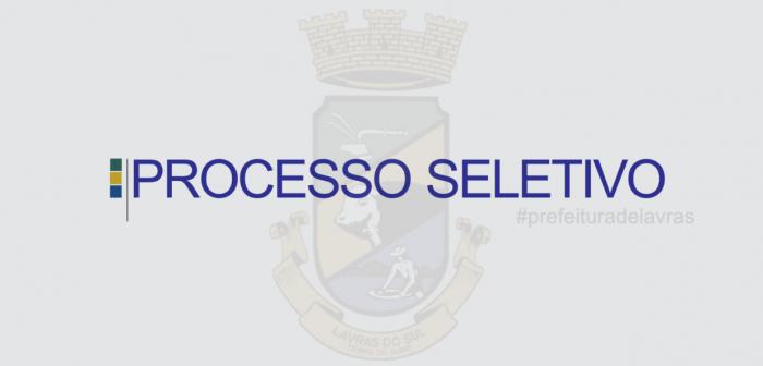 Prefeitura torna público pontuação obtida em Processo Seletivo 001/2021