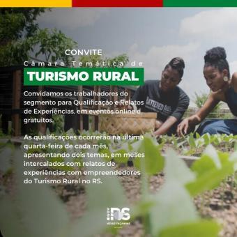 Curso de qualificação em turismo rural – Online e gratuita